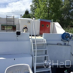 Barge - Unconverted Barge Hasselt for sale
